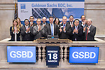 Goldman Sachs BDC, Inc.