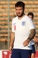 Adam Armstrong of Newcastle United and England U21's during Mexico Under-21 vs England Under-21, Tournoi Maurice Revello Final Football at Stade Francis Turcan on 9th June 2018