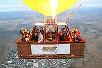 20120626 June 26 Hot Air Balloon Gold Coast