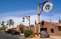 Historic Old Town, Scottsdale, Arizona, USA