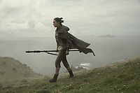 Star Wars: The Last Jedi (2017)<br /> DAISY RIDLEY<br /> *Filmstill - Editorial Use Only*<br /> CAP/FB<br /> Image supplied by Capital Pictures