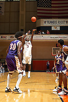 SAN ANTONIO, TX - MARCH 3, 2006: The Northwestern State University Demons vs. The University of Texas at San Antonio Roadrunners Men's Basketball at the UTSA Convocation Center. (Photo by Jeff Huehn)