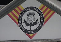 Scotland v Northern Ireland U21 171110
