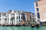 The city of Venice, Italy