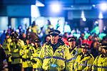 26/10/2016 Manchester derby policing