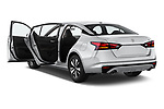 Car images close up view of a 2020 Nissan Altima SL 4 Door Sedan doors