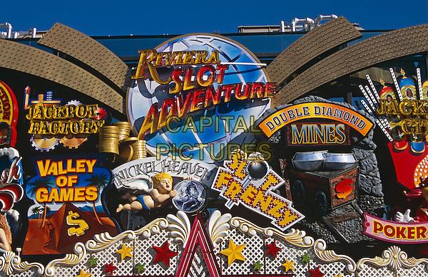 Riviera Slot Adventure Casino, Las Vegas, Nevada, USA