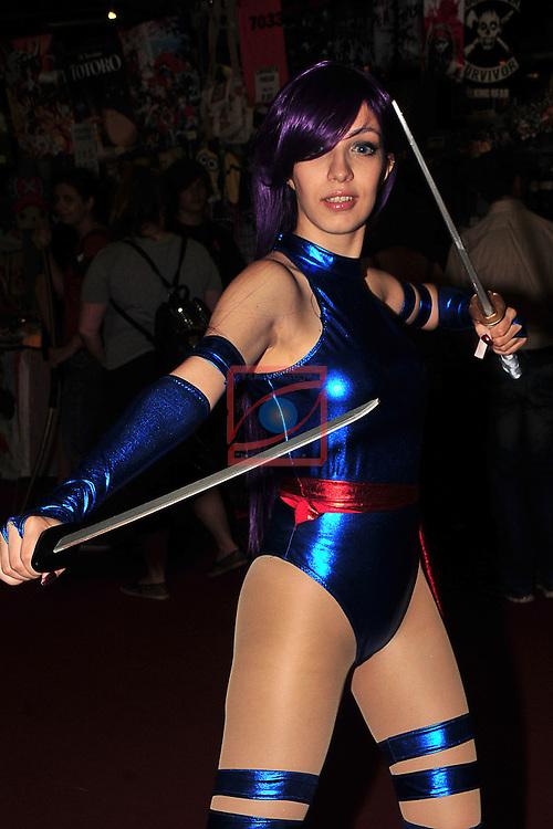 Comic Con - Metropoli Gijon (2015).