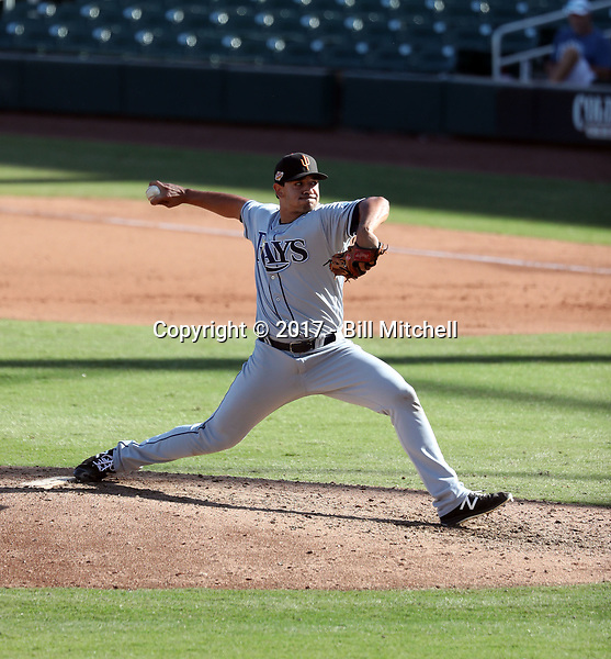 Roel Ramirez - Surprise Saguaros - 2017 Arizona Fall League (Bill Mitchell)