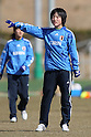 Rina Suzuki (JPN), ..FEBRUARY 12, 2012 - Football / Soccer : Nadeshiko Japan team training Wakayama camp at Kamitonda Sports Center in Wakayama, Japan. (Photo by Akihiro Sugimoto/AFLO SPORT) [1080]