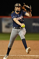 SAN ANTONIO, TX - FEBRUARY 17, 2018: The University of Texas at San Antonio Roadrunners defeat the Missouri State University Bears 4-3 at Roadrunner Field. (Photo by Jeff Huehn)