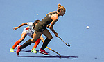Frances Davies. New Zealand v India, Test games,  National  Hockey Stadium, Rosedale, Auckland,  New Zealand Monday 27 January 2020. Photo: Simon Watts/www.bwmedia.co.nz/HockeyNZ