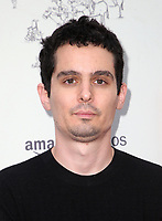 LOS ANGELES, CA - JULY 11: Damien Chazelle, at the premier of Don't Worry, He Won't Get Far On Foot on July 11, 2018 at The Arclight Hollywood in Los Angeles, California. Credit: Faye Sadou/MediaPunch