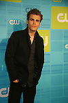 Guiding Light's Paul Wesley - The Vampire Diaries at The CW Upfront 2010 green carpet arrivals on May 20, 2010 at Madison Square Gardens, New York, New York. (Photo by Sue Coflin/Max Photos)