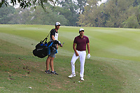 Julian Suri (USA) on the 18th fairway during Round 3 of the UBS Hong Kong Open, at Hong Kong golf club, Fanling, Hong Kong. 25/11/2017<br /> Picture: Golffile | Thos Caffrey<br /> <br /> <br /> All photo usage must carry mandatory copyright credit     (&copy; Golffile | Thos Caffrey)