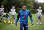 30.08.2019 Rangers training: Alfredo Morelos