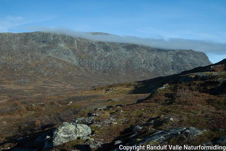 Orrekdalen - Børgefjell