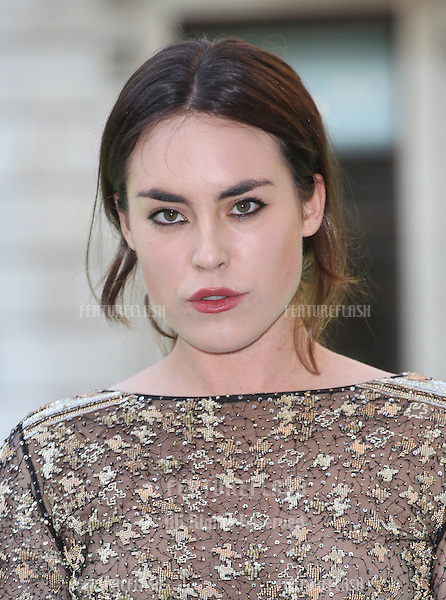 Tallulah Harlech arriving for the Royal Academy Of Arts Summer Exhibition Party, RAA, London. 05/06/2013 Picture by: Alexandra Glen / Featureflash