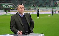 FUSSBALL   1. BUNDESLIGA    SAISON 2012/2013    13. Spieltag   VfL Wolfsburg - SV Werder Bremen                          24.11.2012 Manager Klaus Allofs (VfL Wolfsburg)