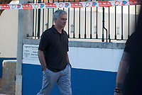 **ALL ROUND PICTURES FROM SOLARPIX.COM**<br /> **SOLARPIX RIGHTS-WORLDWIDE SYNDICATION, NO PORTUGAL**                                                                                  Manchester United&nbsp;manager Jose Mourinho&nbsp;has arrived in Portugal ahead of his father's funeral on Tuesday.&nbsp;<br /> Mourinho was pictured attending a service in Setubal with friends and family on Monday in the wake of the tragic news.<br /> Jose Manuel Mourinho Felix, who had been suffering from ill health for several months, died at the age of 79 in Setubal on Sunday and will be buried on Tuesday.<br /> This pic:   Jose Mourinho is comforted by family and friends <br /> **UK ONLINE USAGE FEE 1st PIC-&pound;40, 2nd PIC-&pound;20, THEN &pound;10 PER PIC INCLUDING VIDEO GRABS. - NO PRICE CAP - VIDEO &pound;50**<br /> JOB REF: 20222  NPP  DATE: 26.06.17<br /> **MUST CREDIT SOLARPIX.COM AS CONDITION OF PUBLICATION**<br /> **CALL US ON: +34 952 811 768**