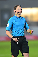 Referee Peter Wright looks on<br /> <br /> Photographer Richard Martin-Roberts/CameraSport<br /> <br /> The EFL Sky Bet League One - Fleetwood Town v Doncaster Rovers - Wednesday 26th December 2018 - Highbury Stadium - Fleetwood<br /> <br /> World Copyright &not;&copy; 2018 CameraSport. All rights reserved. 43 Linden Ave. Countesthorpe. Leicester. England. LE8 5PG - Tel: +44 (0) 116 277 4147 - admin@camerasport.com - www.camerasport.com