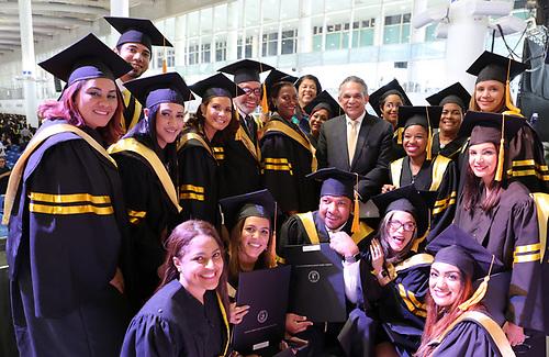 PUCMM gradúa 26 funcionarios y servidores públicos en maestría de Gestión Pública