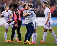 USWNT vs Haiti, Monday, October 20, 2014