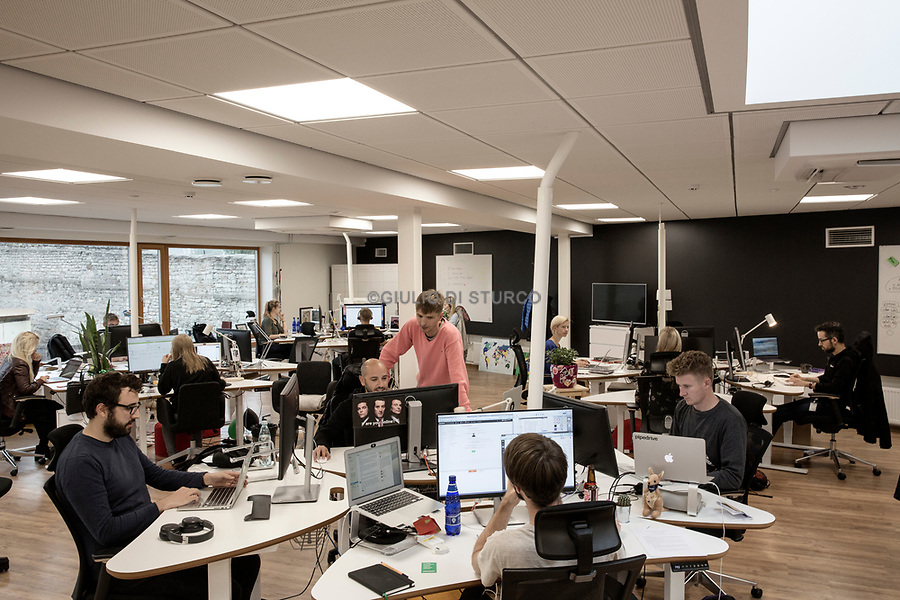 Pipedrive one of the biggest startup in Estonia.<br />Pipedrive is a sales management tool designed to help small sales teams manage intricate or lengthy sales processes.<br />Pipedrive was recently named the Best Employer in Estonia in 2016, and Best Enterprise SaaS B2B Startup by The Europas in 2015.<br /><br />Estonia is arguably the most advanced country in the world when it comes to use of the Internet and related technologies. Estonia is a most improbable success, in that a mere quarter of a century ago it was still under domination of the Soviet Union as a very poor backwater on the Baltic Sea. Now it is a developed country and a member of both the EU and NATO. In late 2014, Estonia became the first country in the world to offer digital residency to non-Estonians living anywhere in the world. Non-residents can obtain an Estonian smart ID card which enables them to have access to many electronic services available to Estonian citizens, including the ability to create and operate an Estonian company. <br /> @Giulio Di Sturco