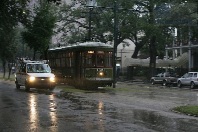 St. Charles Ave. Streetcar