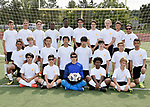 9-15-17, Huron High School boy's freshman soccer team