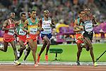 Mo Farah (GBR) in the mens 10,000m. IAAF World athletics championships. London Olympic stadium. Queen Elizabeth Olympic park. Stratford. London. UK. 04/08/2017. ~ MANDATORY CREDIT Garry Bowden/SIPPA - NO UNAUTHORISED USE - +44 7837 394578