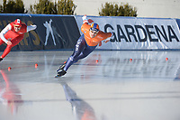SPEED SKATING: COLLALBO: Arena Ritten, 11-01-2019, ISU European Speed Skating Championships, Kai Verbij (NED), ©photo Martin de Jong