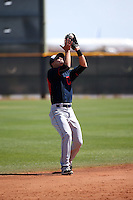 Luke Wakamatsu - Cleveland Indians 2016 spring training (Bill Mitchell)