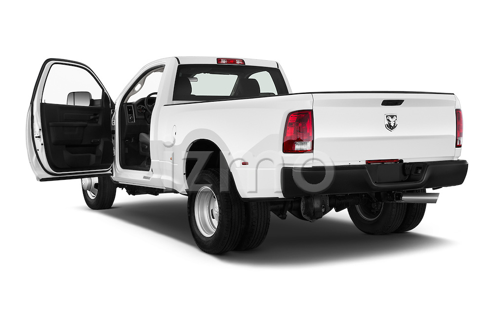 Car images of 2018 Ram Ram-3500-Pickup Tradesman-Regular-cab 4 Door Pick-up Doors