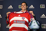 14 January 2010: Zach Lloyd was selected with the #5 overall pick by FC Dallas. The 2010 MLS SuperDraft was held in the Ballroom at Pennsylvania Convention Center in Philadelphia, PA during the NSCAA Annual Convention.