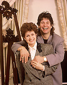 1988: OZZY & SHARON OSBOURNE - Photosession