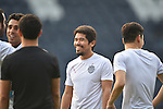 Players of Buriram United (THA) in action during a training session on 22 February 2016, one day before the 2016 AFC Champions League Group F Match Day 1 match between BURIRAM UNITED (THA) vs FC SEOUL (KOR) in Buriram, Thailand.