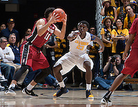 Berkeley, CA - February 6h, 2016:  CAL Men's Basketball's 76-61 win over Stanford at Haas Pavilion.
