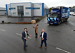 "26 October 2017: Woodland Group, the independent global freight forwarding and supply chain specialist  announced their expansion into the South West of Ireland, at their new office and warehouse space in Westgate Business Park, Lehanaghmore, Cork on Thursday.  Photo shows GAA hurling legend Séan Óg O hAilpín who is assisting Woodland Group settle into the South West with Kevin Brady, Managing Director, Woodland Group Ireland and Pamila Coughlan, Business Development Manager, Woodland Group Ireland at the launch on Thursday.<br /> Photo: Don MacMonagle<br /> <br /> Repro free<br /> further info: Donna Caden Donna@legacyconsultants.ie <br /> <br />  PRESS RELEASE<br /> Woodland Group Expands into the South West<br /> Bringing their FREE health check direct to Munster Businesses<br /> Cork, Thursday, 26th October 2017: Woodland Group, the independent global freight forwarding and supply chain specialist, joined by GAA hurling legend Séan Óg O hAilpín, today announced their expansion into the South West of Ireland, at their new office and warehouse space in Westgate Business Park, Lehanaghmore, Cork.<br /> <br />  Séan Óg O hAilpín who is assisting Woodland Group settle into the South West, said he was very happy to welcome the logistics specialists to Cork. ""To join Woodland Group in launching their new offices in Cork is a great occasion. As a Cork man, I'm delighted to assist them as they embark on providing a dedicated service to local businesses in South West.""<br /> As part of their offering, Woodland Group will be offering a FREE health check to all businesses in the South West. The initiative looks at the business logistics activities and assesses how to both improve efficiency and increase profitability.<br /> Pamila Coughlan, Business Development Manager Woodland Group Ireland explained that their consultative approach to business is what sets Woodland apart from their competitors;<br /> ""We are offering a FREE business health check to for businesses that are interested in analysing their current logistics efficiencies. This"