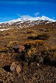Mt Ruapehu, Tongariro National Park, Central Plateau, North Island, New Zealand