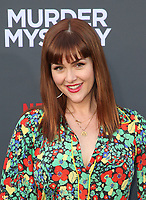 LOS ANGELES, CA - JUNE 10: Sara Rue, at the Los Angeles Premiere Screening of Murder Mystery at Regency Village Theatre in Los Angeles, California on June 10, 2019. <br /> CAP/MPIFS<br /> ©MPIFS/Capital Pictures