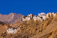 India-Ladakh-Lamayuru Monastery