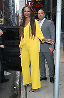 Cynthia Bailey at Strahan & Sara