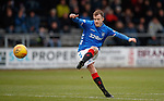 09.12.2018 Dundee v Rangers: Andy Halliday scores for Rangers