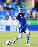 Cardiff's Craig Noone in action during the Sky Bet Championship League match at The Cardiff City Stadium.  Photo credit should read: David Klein/Sportimage via PA Images