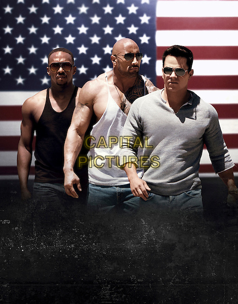 POSTER ART <br /> in Pain &amp; Gain (2013) <br /> *Filmstill - Editorial Use Only*<br /> CAP/FB<br /> Supplied by Capital Pictures
