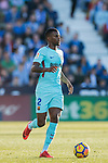 Nelson Cabral Semedo of FC Barcelona in action during the La Liga 2017-18 match between CD Leganes vs FC Barcelona at Estadio Municipal Butarque on November 18 2017 in Leganes, Spain. Photo by Diego Gonzalez / Power Sport Images