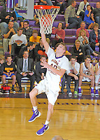 Boys Varsity Basketball vs. Muncie Central 12-12-15