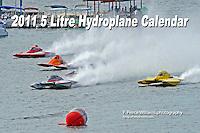 2011 5 Litre Hydroplane Calendar