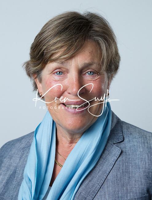 AMSTERDAM - KNHB bestuurslid Heleen Welschen-Van Rooij . Algemene Leden Vergadering (ALV) van de KNHB. FOTO KOEN SUYK voor KNHB